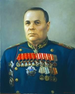 Командующий Дальневосточным фронтом Мерецков К.А. (08.09.1945) - по итогам войны с Японией.