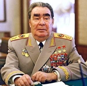Леонид Брежнев – кавалер ордена «Победа»