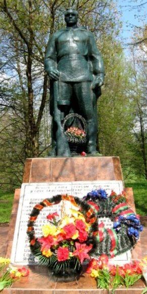 д. Прилепы Жодинского р-на. Братская могила