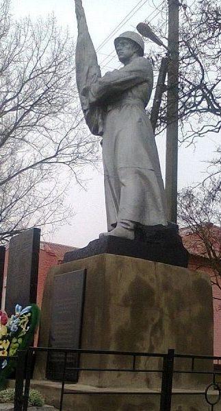 д. Блевчицы Копыльского р-на. Памятник погибшим землякам