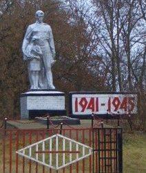 д. Гулевичи Копыльского р-на. Брасткая могила
