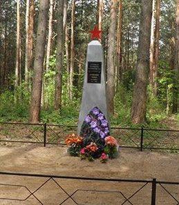 д. Мирославка Березинского р-на. Братская могила