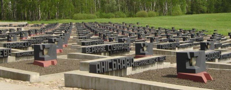 д. Хатынь Логойского р-на. Фрагменты комплекса «Кладбище деревень»