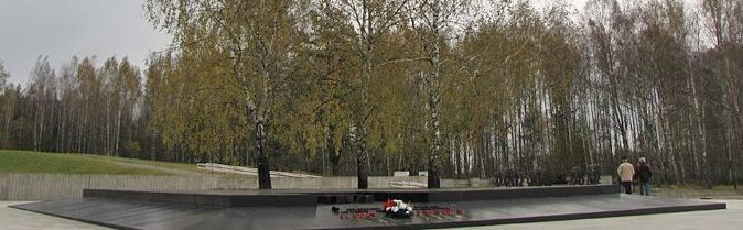 д. Хатынь Логойского р-на. Фрагмент комплекса «Площадь памяти