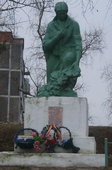 г. Любань. Памятник погибшим в войне