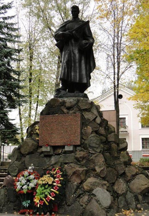г. Минск. Военное кладбище