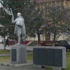 д. Красное Молодечненского р-на. Братская могила