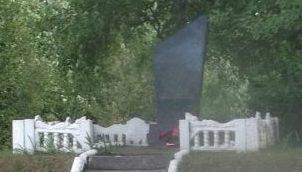 оз. Нарочь Мядельского р-на. Памятник партизанам