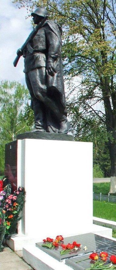 д. Калита Смолевического р-на. Братская могила