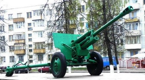 г. Барановичи. Памятный знак воинам-артиллеристам