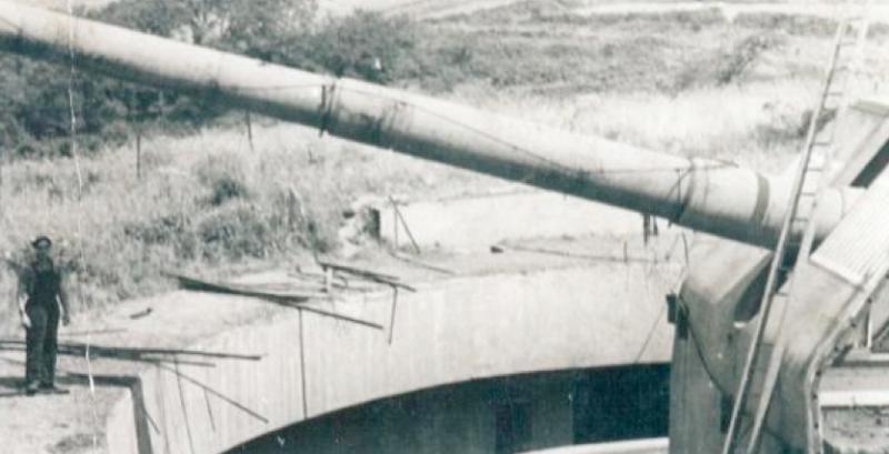 Береговые орудия 30,5-cm K.14(r)