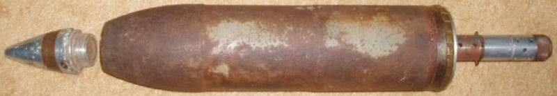 Мина 107-мм