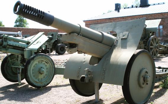 152 мм пушка обр. 1910/30 гг.