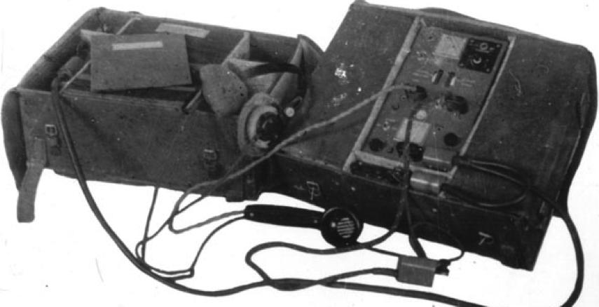 Радиостанция РПО-1 (Партизанка)