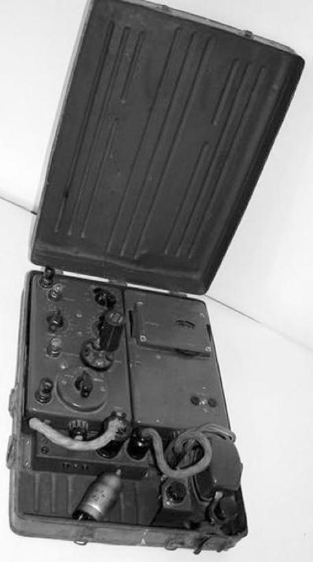 Радиостанция Белка-4-ТУД
