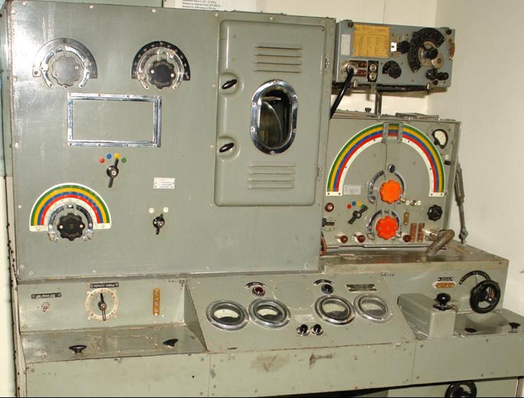 Радиостанция РАФ-КВ-4