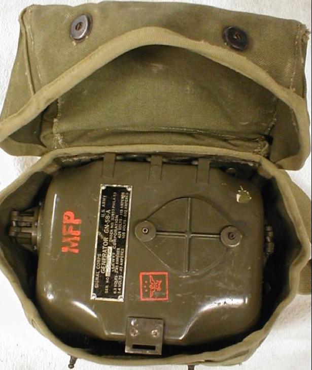 Ручной генератор DY-88