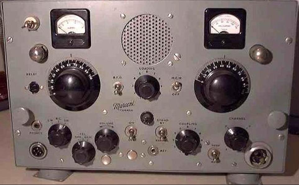 Корабельная радиостанция FR-12