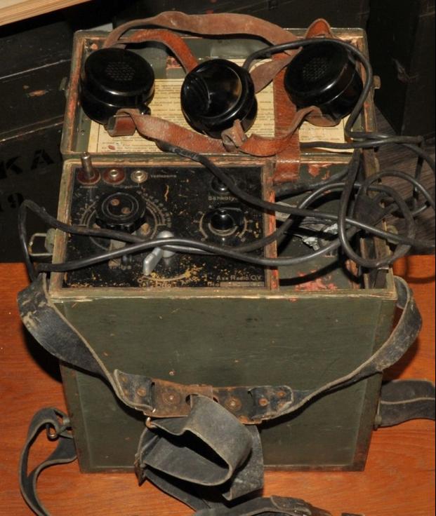 Переносная радиостанция VRKK (Р-12-12)