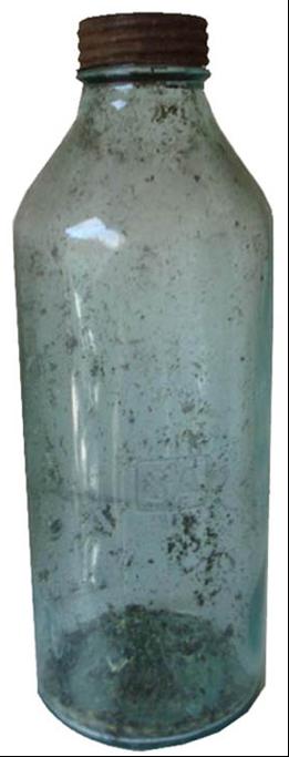 Противопехотная мина Flaschen-Eismine 42