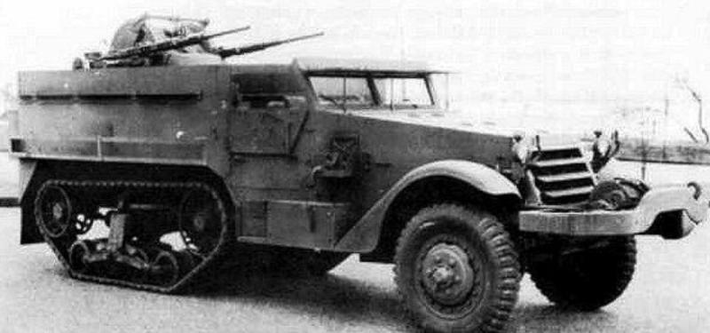 ЗСУ T-10E1 GMC