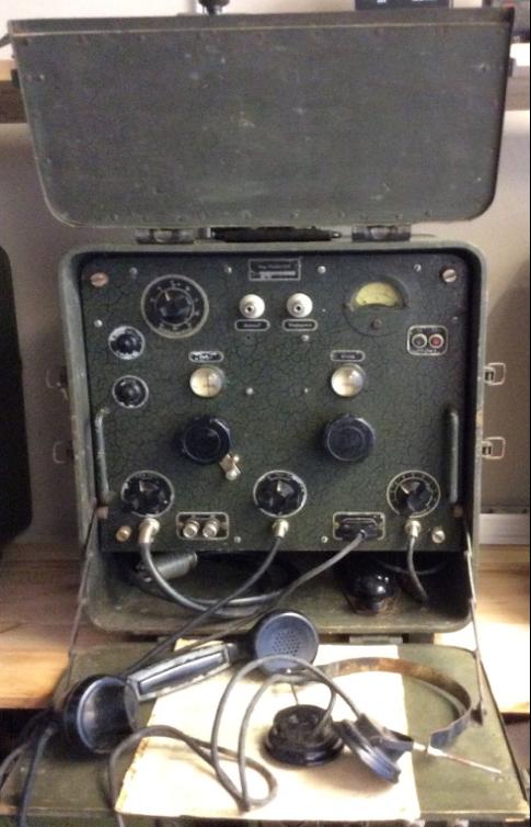 Радиостанция VRFKA
