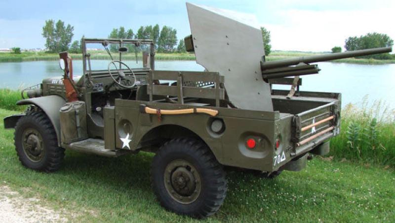 САУ 37-mm GMC M-6