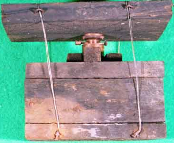 Вспомогательные дощатые мины Behelfs-Brettstueckmine