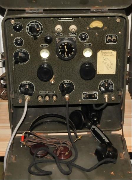 Радиостанция VRFKAB