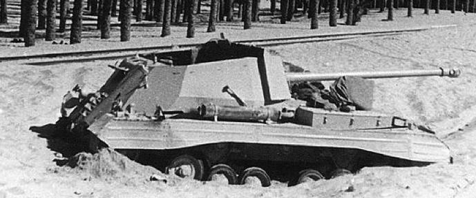 Противотанковая САУ «Archer», SP 17pdr, Valentine, Mk-I