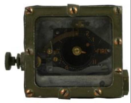 Часовой взрыватель  Mk-3