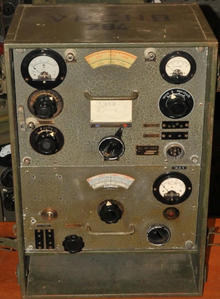 Стационарная радиостанция VREHB с блоком питания