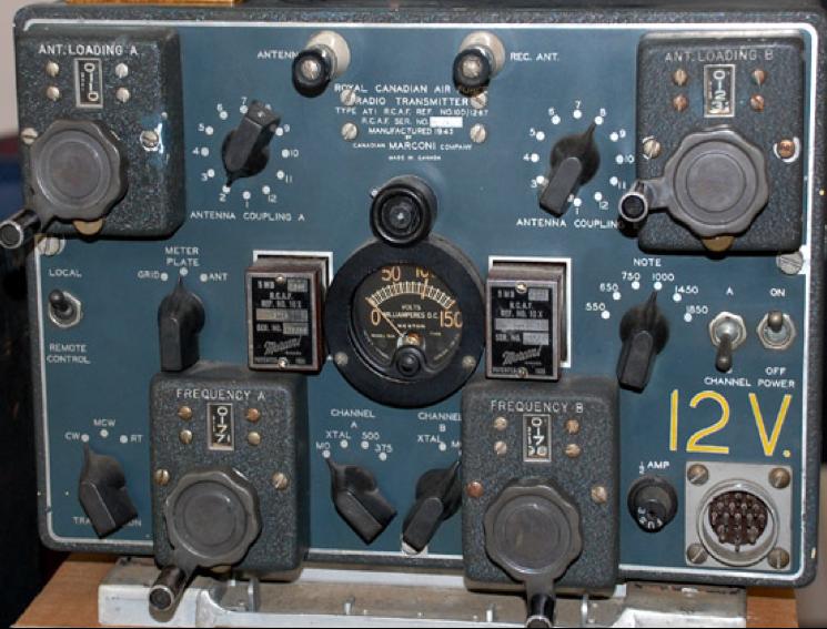 Передатчик АТ-1
