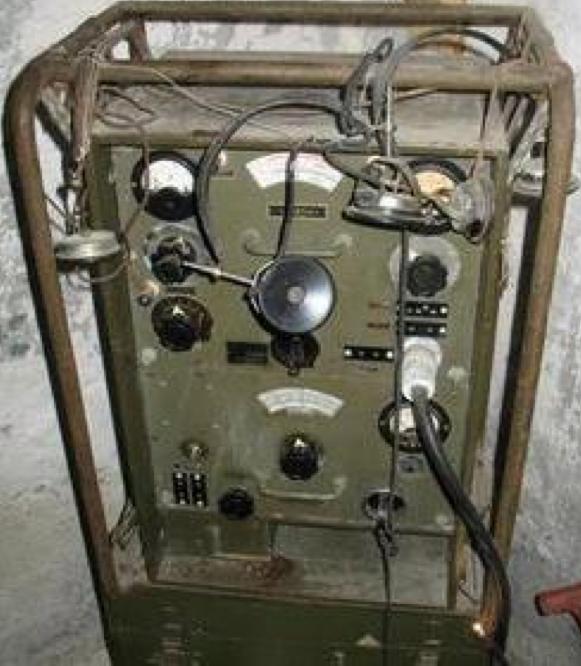 Мобильная радиостанция Helvar P-12-6 (VREH)