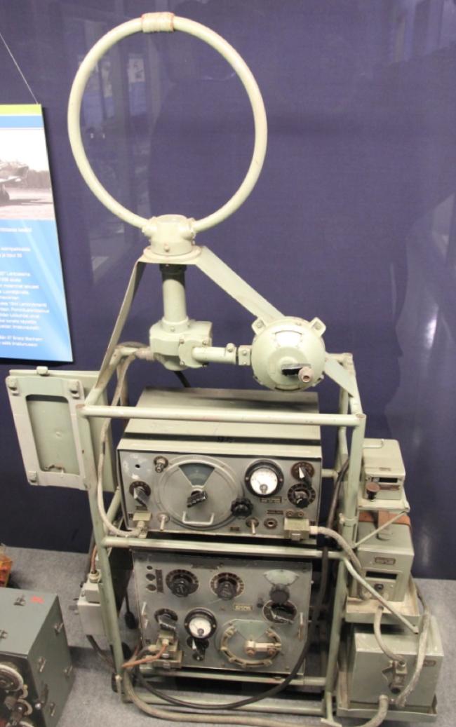 Авиационная радиостанция P-12-13