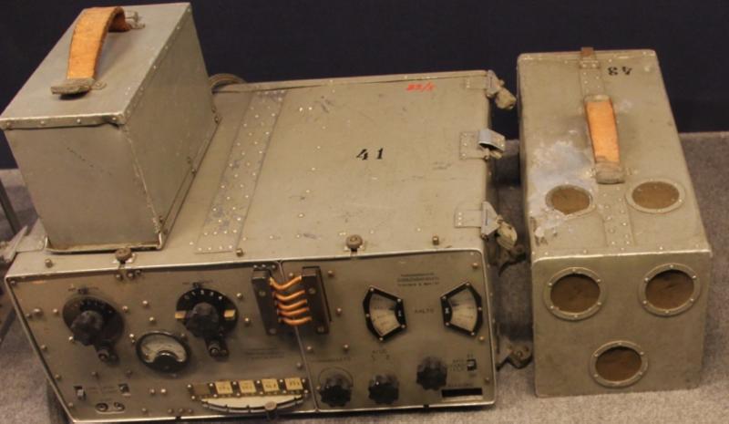 Комплект авиационная радиостанция P-12-16 (VYTUB)