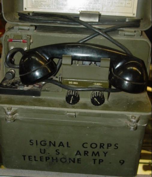 Полевой телефон ТР-9