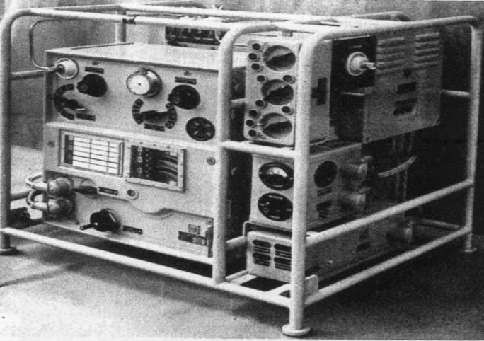 Стойка передатчика радиостанция SE-217
