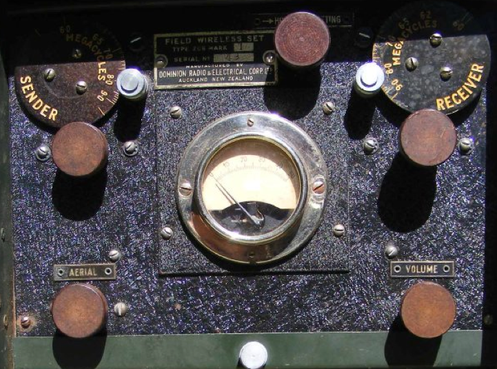 Радиостанция ZC-8