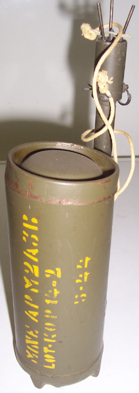 Противопехотная мина M-2A3