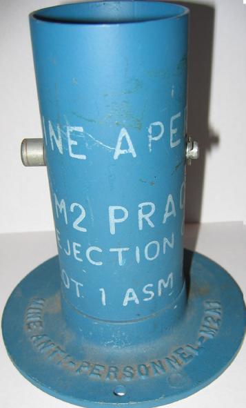 Учебная  мина M-2