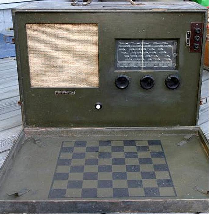 Вещательный приемник Korsu-radio