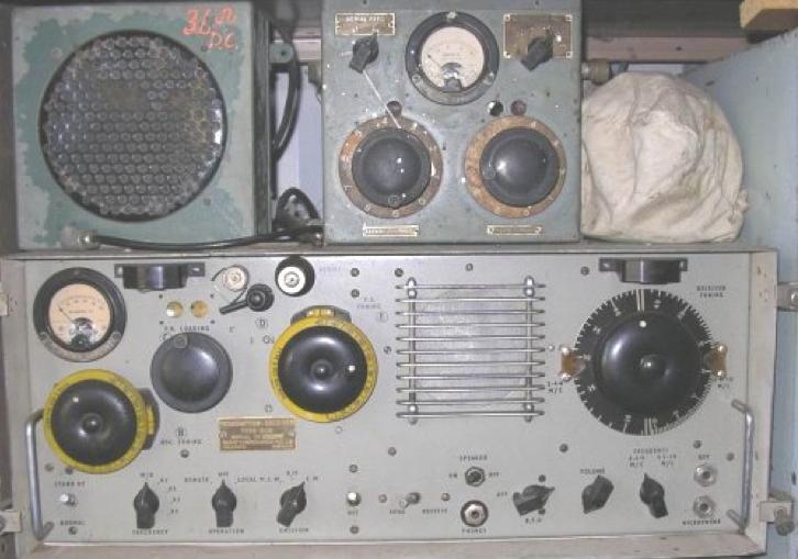 Радиостанция RC-8.