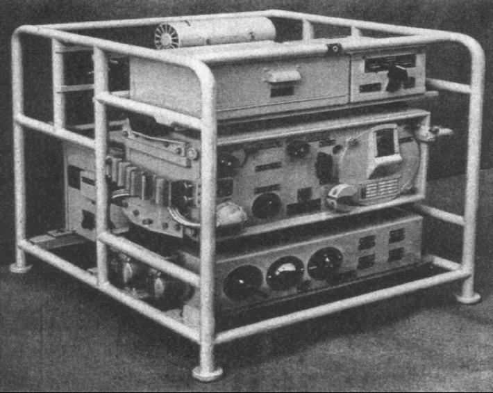 Стойка приемника радиостанция SE-217