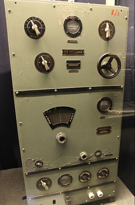 Авиационный передатчик LSP 3-100