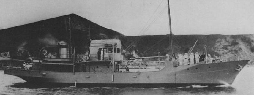 Вспомогательный минный заградитель «MA-1»