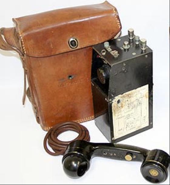 Полевой телефон EE-108