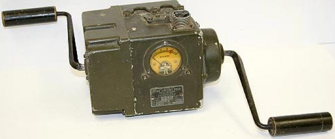 Ручной генератор EICOR 4515-1