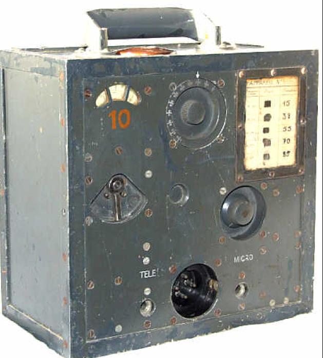 Переносная пехотная радиостанция Sonora ER-40