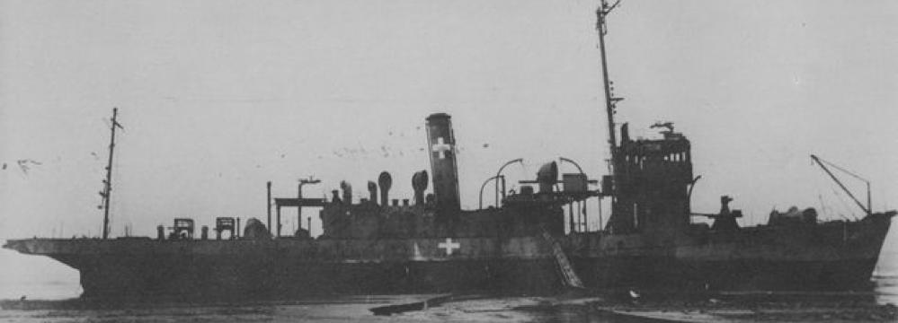 Вспомогательный минный заградитель «Kurosaki»